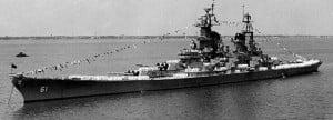 Musashi Battleship