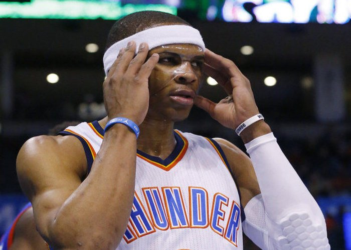 Russell Westbrook Is On a Mission - Gazette Review