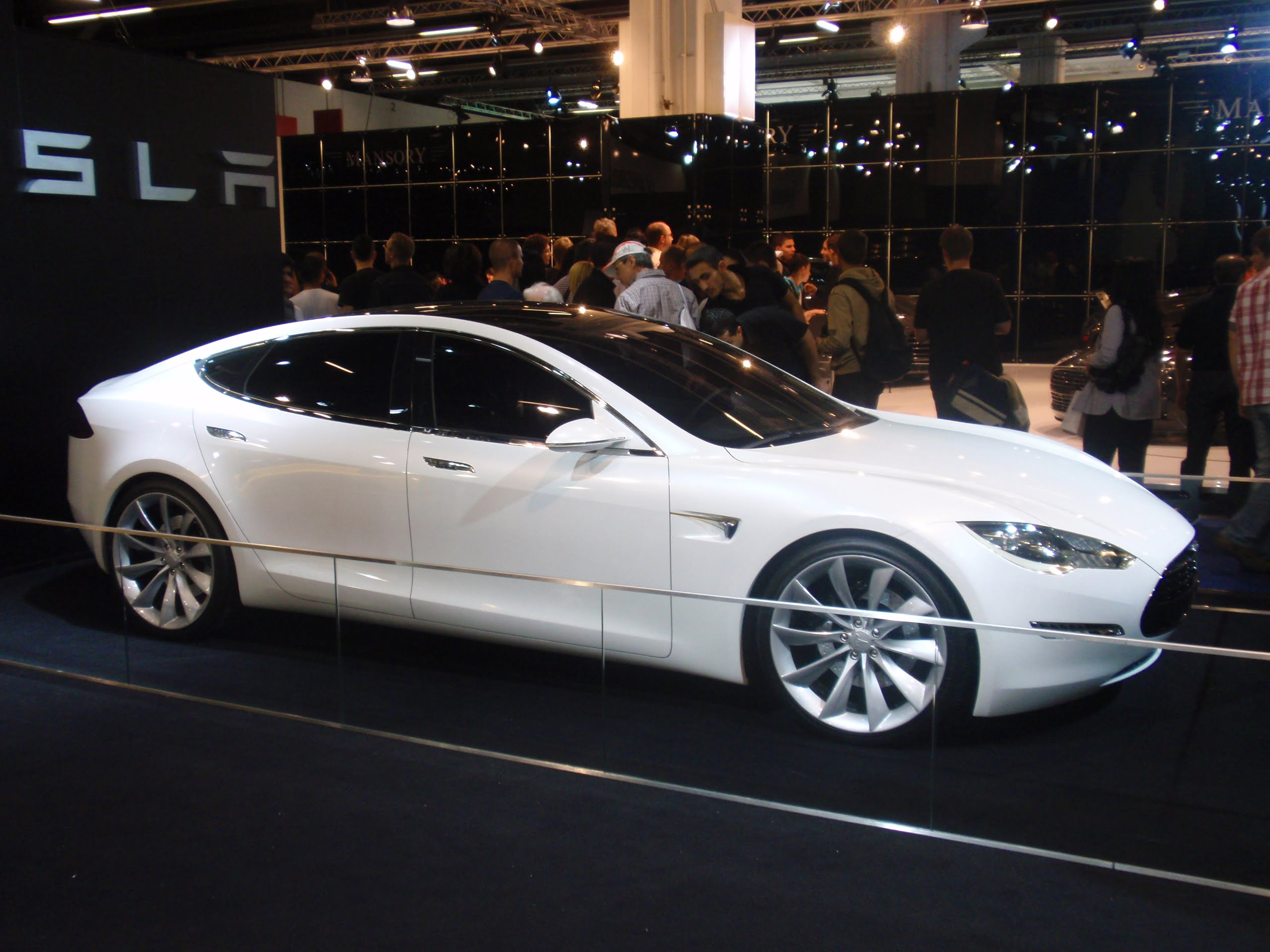 Who Made Tesla Model S - Tesla Image