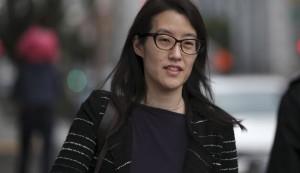 Former Kleiner partner Pao arrives at San Francisco Superior Court in San Francisco