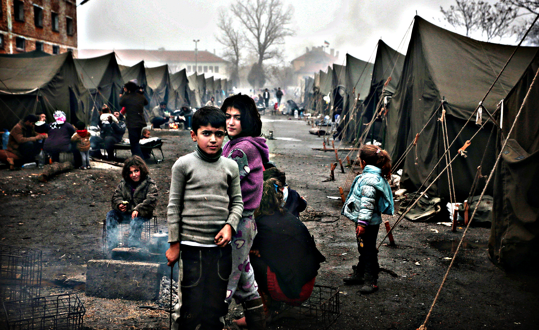 a report on the syrian youth crisis in the middle east Teaching about the syrian refugee crisis a zero-prep, common core-friendly, interactive lesson guide made by teachers,  while i am syria is non-partisan,.
