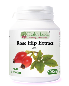 rosehip extract health news