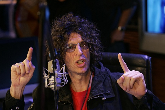 SiriusXM Trying To Negotiate Contract With Howard Stern - Gazette Review