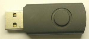 Dangerous USB flash drive