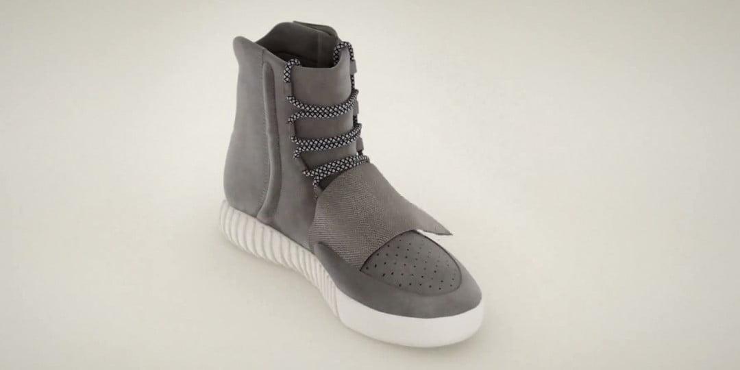 Adidas Skor Kanye