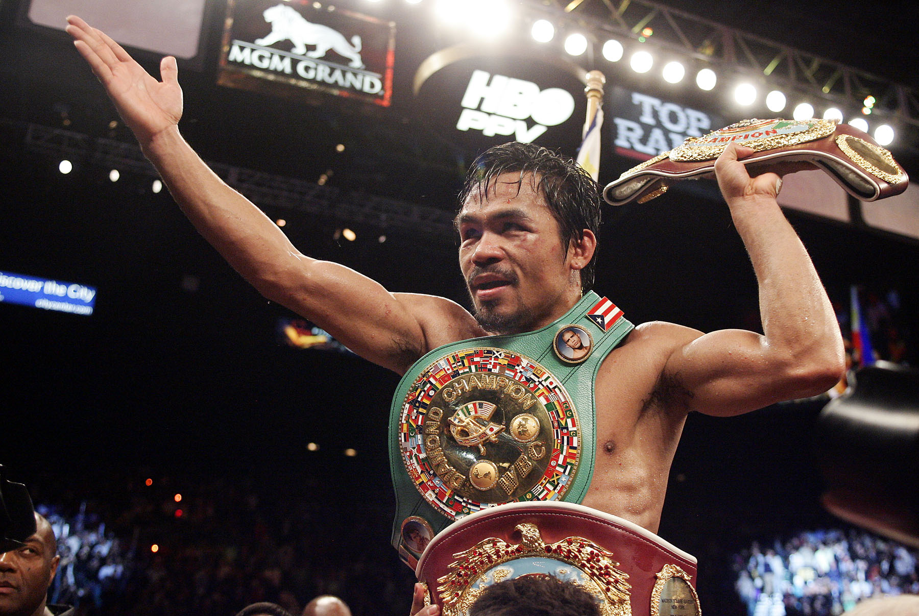 Kid Kulafu The New Pacquiao Film on oscar de la hoya manny pacquiao fight