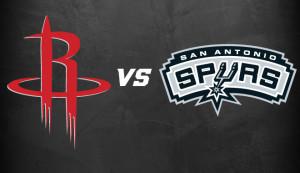 Rockets-Spurs