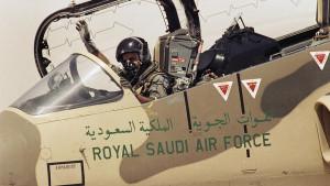 Saudi Arabia  Army  Royal Saudi Air Force  F-15  Eagle Fighter Jet