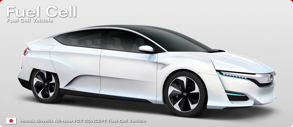 Sae World Congress >> Honda's Accident-Resistant, Clean Energy Cars Can Go 180 ...