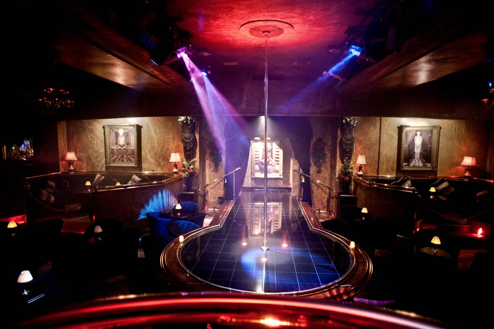 Spearmint Rhino Gentlemen S Club Opening In Downtown