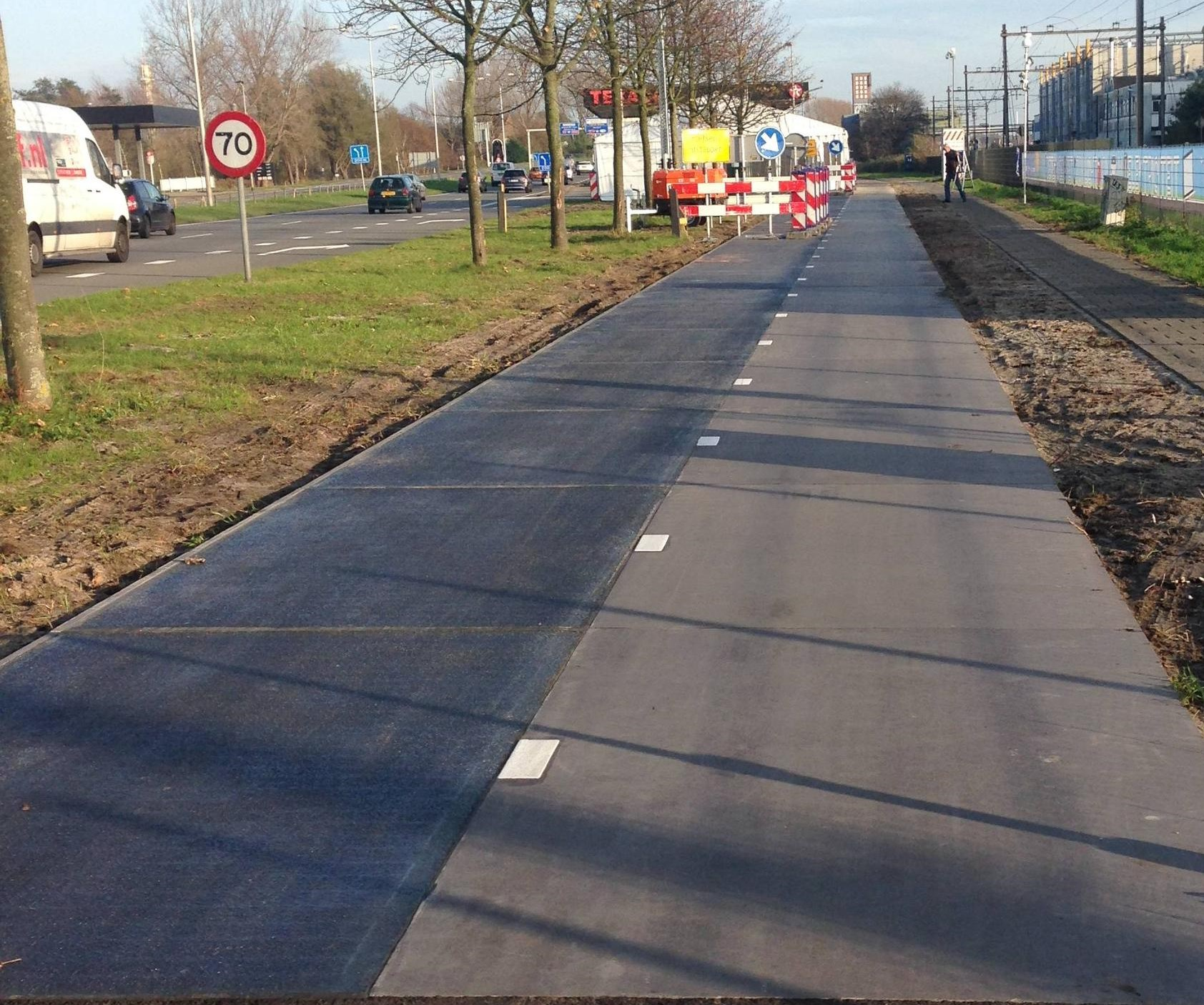 Netherlands Working On Solar Road Surfaces Gazette Review