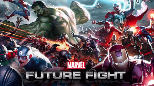 Marvel Future Fight Blasting Way Up App Charts - Gazette Review