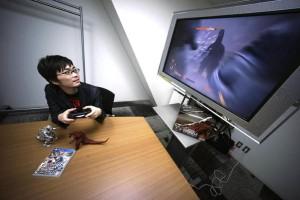 Japan Godzilla Game