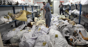 Heatwave killed more than 500 in Pakistan