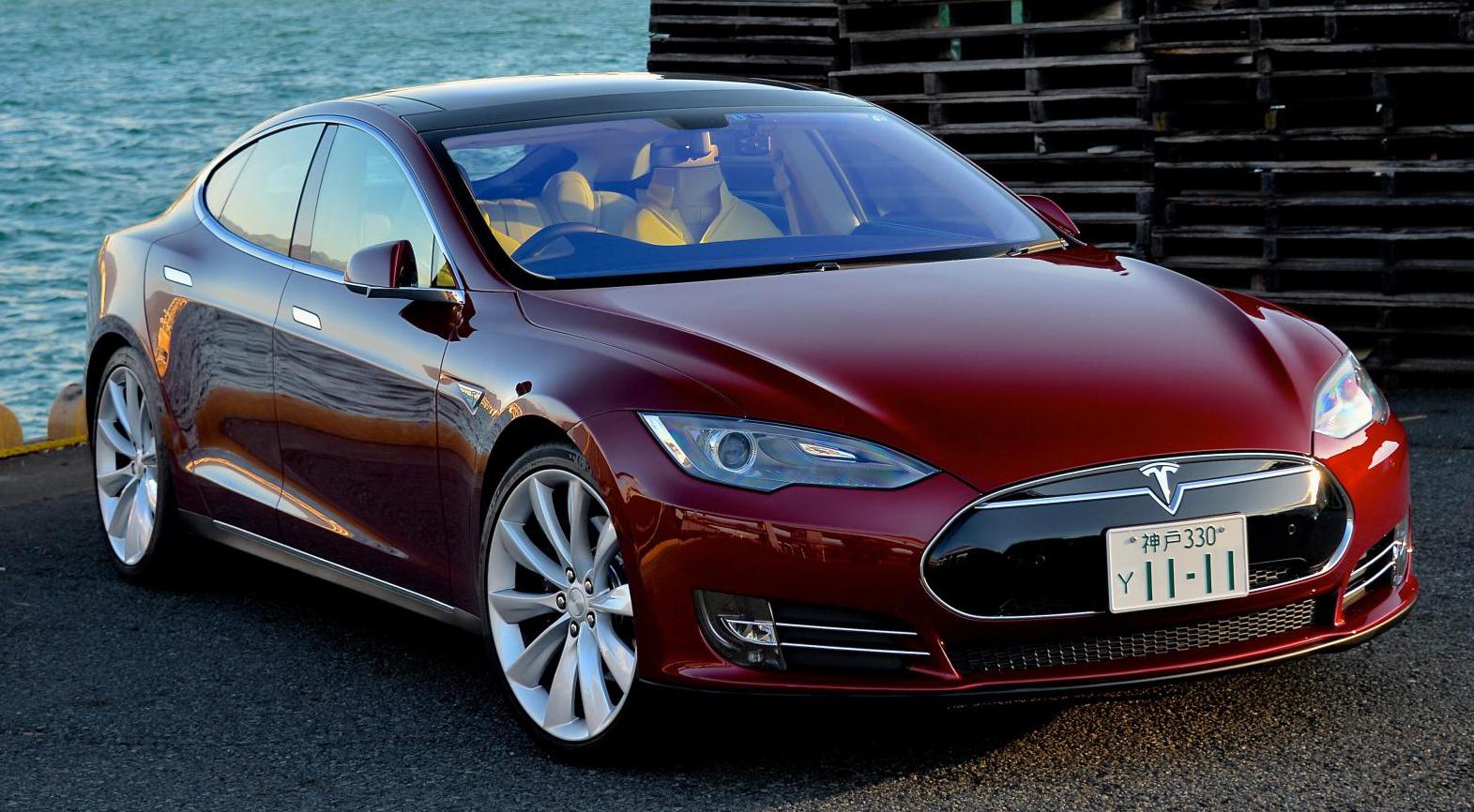 Tesla Announces Model S Upgrades Including Ludicrous Mode