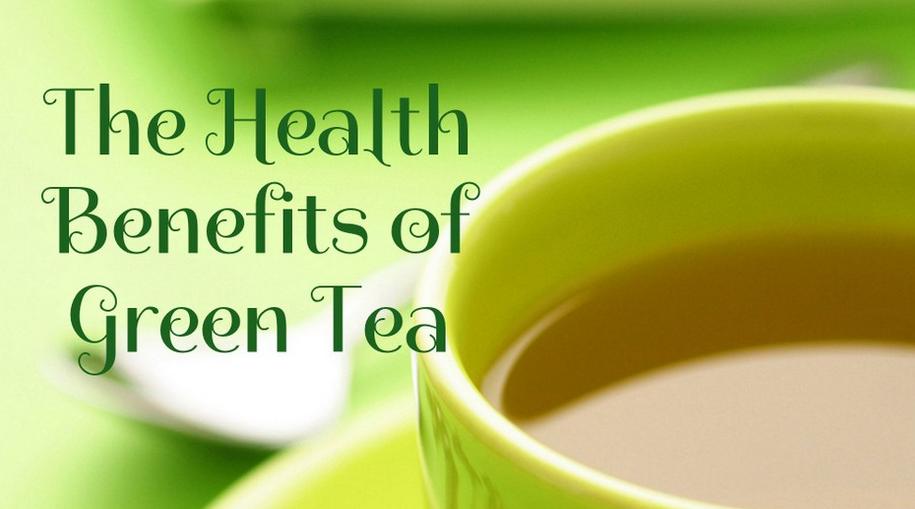 Top 10 Health Benefits of Green Tea