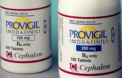 Modafinil for COPD