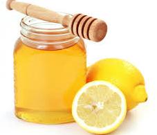 natural-solutions-for-frizzy-hair-honey-lemon