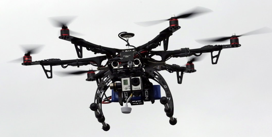 You Will Never Guess What Drones Are Being