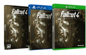 Fallout 4 Covers