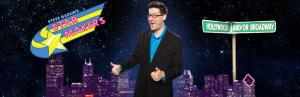 Steve's new TV show