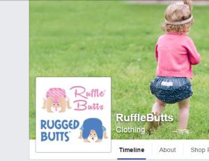 Rufflebutts Social Media