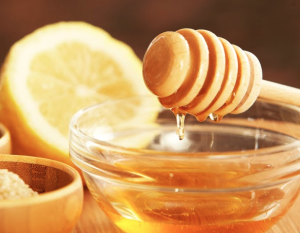 naturally-beautiful-skin-honey-lemon