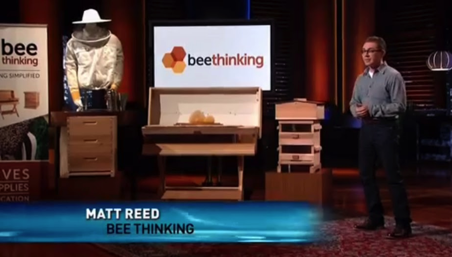 Bee Thinking U2013 Shark Tank ...