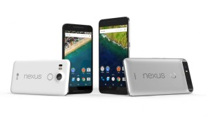 New Nexus Phones