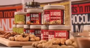 Nuts n More peanut butter flavors