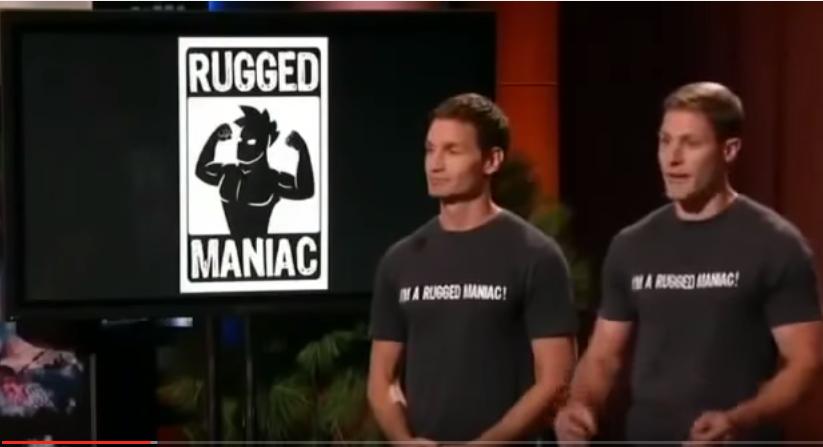 Rugged Maniac Before Shark Tank