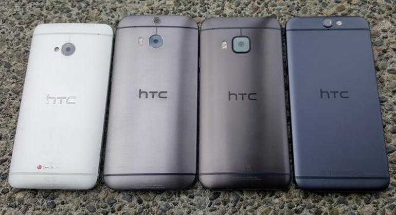 HTC Corp (TPE:2498) One A9 Vs. One M9