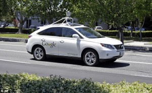 Self Driving SUV