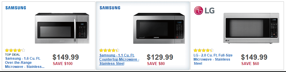 Best Microwave Deals For Black Friday Sales Coupons Gazette Review