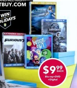 Best Black Friday Blu-Ray and DVD Movie Deals - Gazette Review