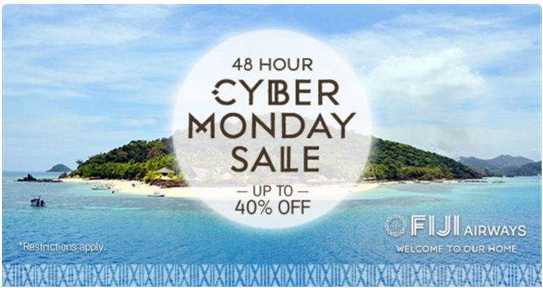 Best Airline Deals For Cyber Monday 2015 Airfare Specials