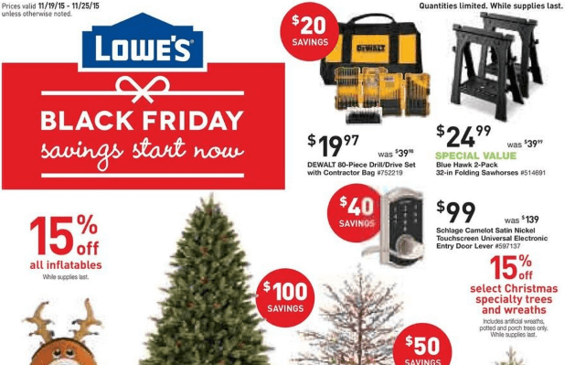 lowes black friday pos — lbc9 news