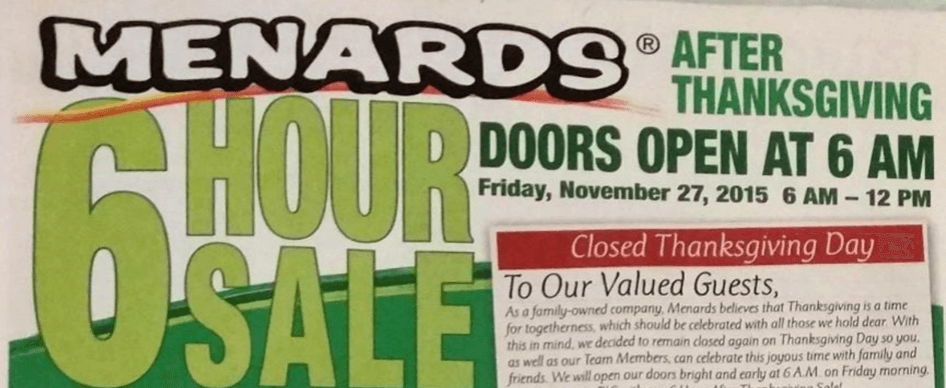 A family-owned company started in , Menards® is headquartered in Eau Claire, Wisconsin and has more than home improvement stores located in Illinois, Indiana, Iowa, Kansas, Kentucky, Michigan, Minnesota, Missouri, Nebraska, North Dakota, Ohio, South Dakota, Wisconsin and Wyoming.