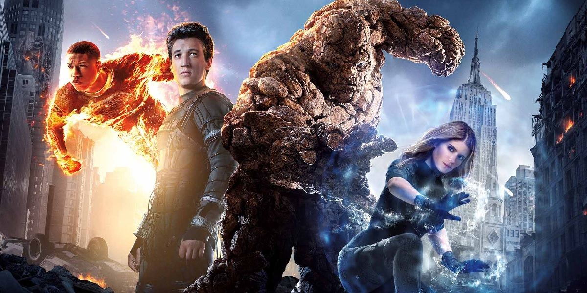 Box Office Busts of 2015: Fantastic Four, Pan, Plus a Few Others