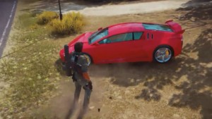 Just Cause 3 Car