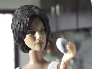 As she appeared in Robot Chicken