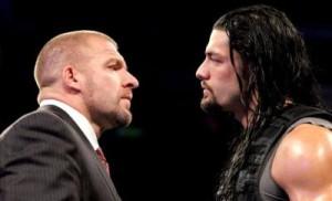 Triple H- Reigns
