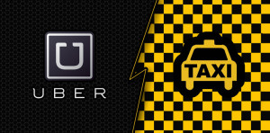 Uber and Taxi