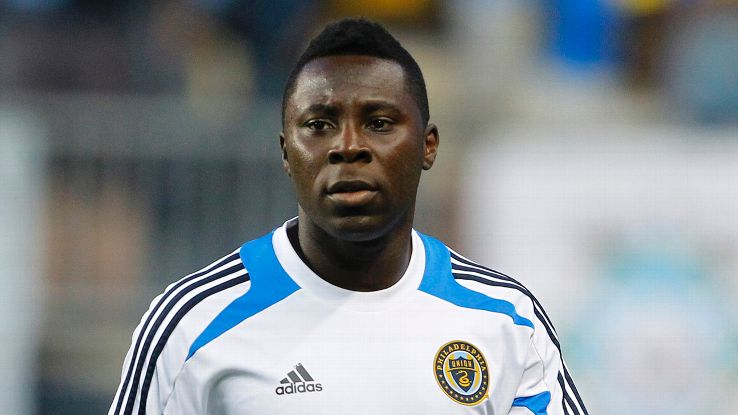 Enock Kofi Adu - Malmö FF