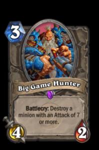 big-game-hunter-situational-reactive-hearthstone