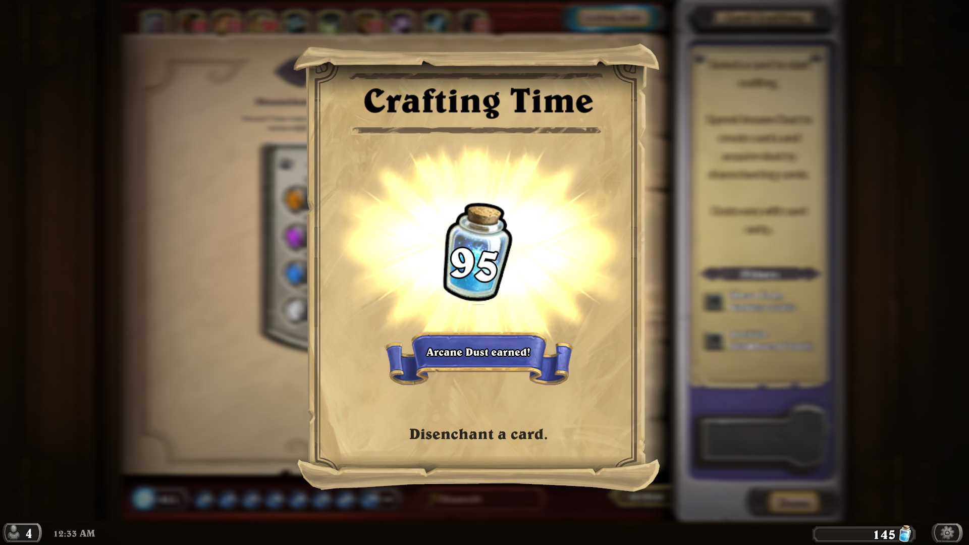 Hearthstone Epic Card Crafting Guide