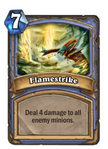flamestrike-mage-board-clear-area-of-effect-hearthstone