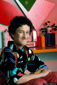 dustin diamond 2014