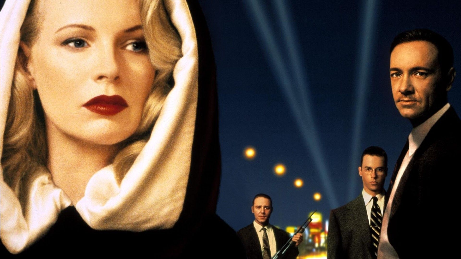 Basinger's performance in L.A. Confidential secured her an Academy Award