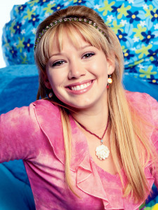 Hilary Duff as Lizzie McGuire